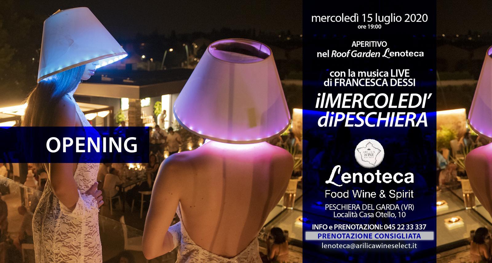mercoledì musica live Lenoteca
